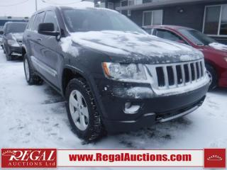 Used 2013 Jeep Grand Cherokee Laredo 4D Utility 4WD for sale in Calgary, AB