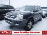 2005 Hyundai Santa Fe GL 4D Utility 4WD