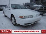 1999 Oldsmobile Alero GL 4D Sedan