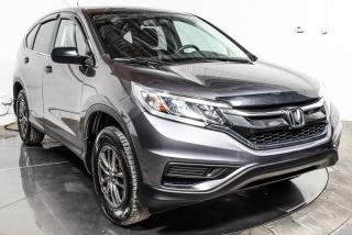 Used 2016 Honda CR-V LX AWD A/C MAGS BLUETOOTH for sale in St-Constant, QC