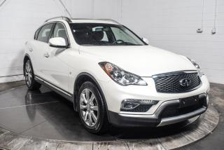 Used 2017 Infiniti QX50 AWD CUIR TOIT MAGS for sale in St-Constant, QC