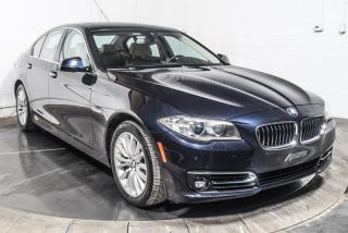 Used 2015 BMW 5 Series XDRIVE CUIR TOIT NAV CAMÉRA DE RECUL MAG for sale in St-Constant, QC