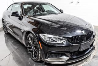 Used 2015 BMW 4 Series 435i XDRIVE M PERFORMANCE COUPE TOIT NAV for sale in St-Constant, QC