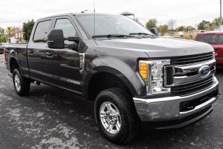 Used 2017 Ford F-250 XLT CREW 4X4 DIESEL MAGS for sale in St-Constant, QC