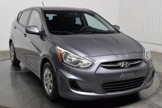 Used 2016 Hyundai Accent GL A/C SIEGES CHAUFFANTS for sale in St-Hubert, QC