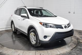 Used 2015 Toyota RAV4 LE AWD A/C CAMERA DE RECUL for sale in Île-Perrot, QC