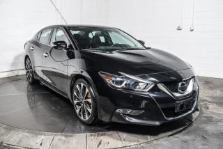Used 2016 Nissan Maxima SR CUIR NAV MAGS for sale in St-Constant, QC