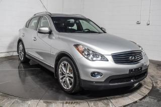 Used 2015 Infiniti QX50 PRIVILEGE AWD CUIR TOIT CAMERA DE RECUL for sale in St-Constant, QC