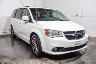 Used 2017 Dodge Grand Caravan SXT Premium Plus Stow N Go for sale in St-Constant, QC