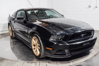 Used 2014 Ford Mustang PREMIUM V6 CUIR A/C MAGS for sale in St-Constant, QC