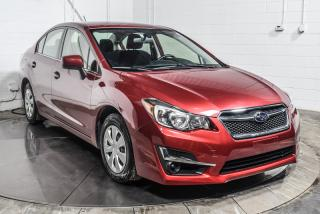 Used 2015 Subaru Impreza A/C AWD CAMERA DE RECUL for sale in St-Hyacinthe, QC