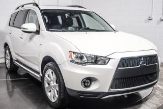 Used 2011 Mitsubishi Outlander XLS AWD V6 CUIR TOIT MAGS NAV 7 PASS 201 for sale in St-Constant, QC