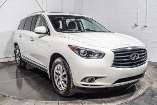Used 2015 Infiniti QX60 AWD ROOF LEATHER for sale in St-Constant, QC