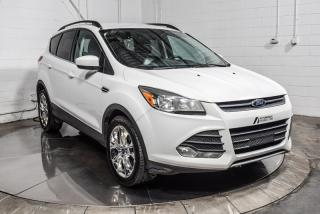 Used 2014 Ford Escape SE CUIR NAV 2.0L for sale in St-Constant, QC