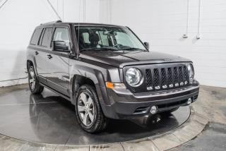 Used 2017 Jeep Patriot HIGH ALTITUDE AWD CUIR TOIT MAGS for sale in St-Constant, QC