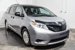 Used 2015 Toyota Sienna L A/C MAGS CAMERA DE RECUL for sale in St-Constant, QC