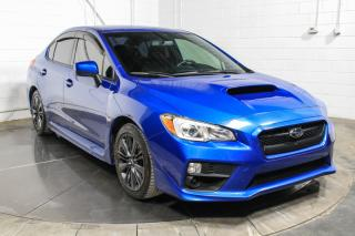 Used 2017 Subaru Impreza WRX AWD A/C MAGS CAMERA DE RECUL for sale in St-Constant, QC