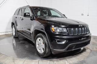 Used 2017 Jeep Grand Cherokee LAREDO AWD V6 A/C BLUETOOTH for sale in St-Constant, QC