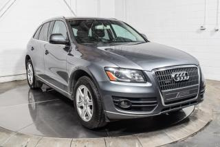 Used 2012 Audi Q5 QUATTRO TSI CUIR TOIT PANO MAGS for sale in St-Constant, QC