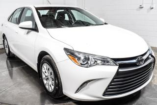 Used 2017 Toyota Camry LE A/C MAGS CAMERA DE RECUL for sale in St-Constant, QC