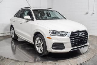 Used 2016 Audi Q3 KOMFORT 2.0T QUATTRO CUIR TOIT PANO MAGS for sale in St-Constant, QC