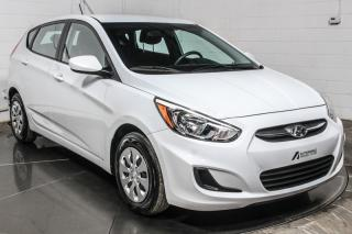 Used 2017 Hyundai Accent L Hatch for sale in St-Hubert, QC
