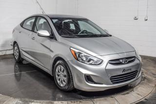 Used 2015 Hyundai Accent GL A/C for sale in St-Constant, QC
