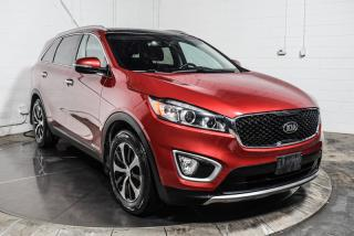 Used 2017 Kia Sorento EX+ AWD V6 CUIR TOIT PANO MAGS 7 PASSAGE for sale in St-Constant, QC