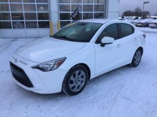 Used 2016 Toyota Yaris BERLINE AUTO BAS KILO for sale in Châteauguay, QC
