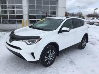 Used 2017 Toyota RAV4 LE BAS KILOMÉTRAGE for sale in Châteauguay, QC