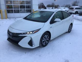 Used 2018 Toyota Prius Prime BRANCHABLE BAS KILOMÉTRAGE for sale in Châteauguay, QC