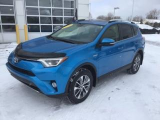 Used 2016 Toyota RAV4 XLE DEMARREUR À DISTANCE for sale in Châteauguay, QC