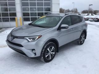 Used 2016 Toyota RAV4 XLE BAS KILO for sale in Châteauguay, QC