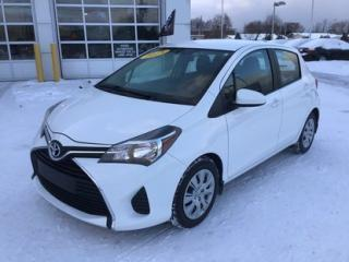 Used 2015 Toyota Yaris LE AUTOMATIQUE PNEUS HIVER  INCLUS for sale in Châteauguay, QC