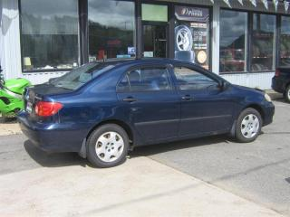Used 2003 Toyota Corolla CE/Sport/LE for sale in Salaberry-de-Valleyfield, QC