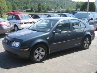 Used 2003 Volkswagen Jetta GLS for sale in Salaberry-de-Valleyfield, QC