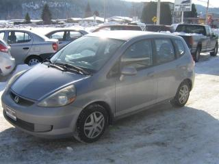 Used 2008 Honda Fit DX for sale in Salaberry-de-Valleyfield, QC