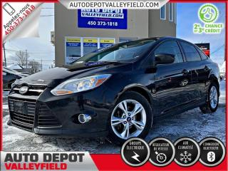 Used 2012 Ford Focus SE + Mags, AC, Cruise for sale in Salaberry-de-Valleyfield, QC