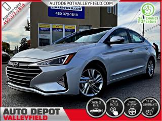 Used 2020 Hyundai Elantra Preferred + Mags, Camera, Cruise, Volant Chauffant for sale in Salaberry-de-Valleyfield, QC