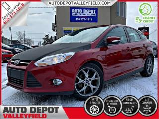 Used 2014 Ford Focus SE + MAGS, CRUISE, AC for sale in Salaberry-de-Valleyfield, QC