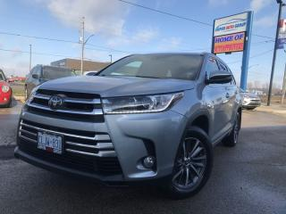 Used 2017 Toyota HIGHLANDER XLE/SE for sale in London, ON