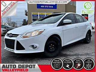 Used 2012 Ford Focus SE + AC, Groupe Electrique for sale in Salaberry-de-Valleyfield, QC