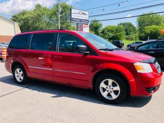 Used 2008 Dodge Grand Caravan 7 Passagers-Air-Cruse-Mags-Groupe Electrique for sale in Laval, QC