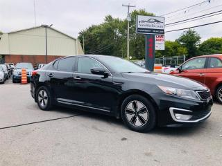 Used 2012 Kia Optima -Air-Cuir-Mags-Siéges Chauffant-1 Proprio for sale in Laval, QC