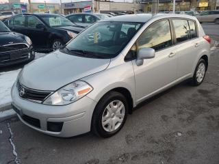 Used 2010 Nissan Versa *LOOKS & DRIVES GREAT/WINTER TIRES INCLUDED/ONLY 102 KMS* for sale in Hamilton, ON
