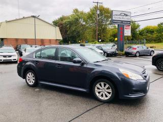 Used 2011 Subaru Legacy AWD-Air-Mags-Bluetooth-Siéges Chauffant for sale in Laval, QC