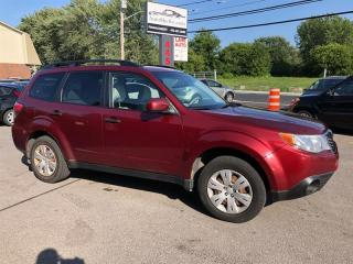 Used 2009 Subaru Forester (Natl) AWD-Auto-Air-Groupe Electrique-Jamais Accid for sale in Laval, QC