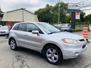 Used 2008 Acura RDX AWD-Air-Bluetooth-Cuir-Toit-Tres Propre for sale in Laval, QC