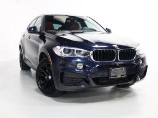 Used 2017 BMW X6 xDrive35i   WARRANTY   PANO   NAVI for sale in Vaughan, ON