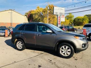Used 2013 Kia Sorento Air-Mags-Bluetooth-Siéges Chauffant-1 Proprio for sale in Laval, QC